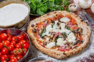 Pizzeria Fuori Porta, pizze